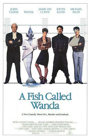 Saturday Movies A Fish Called Wanda