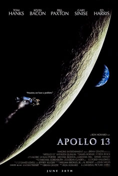 Saturday Movies Apollo 13