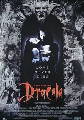 Saturday Movies Bram Stocker's Dracula