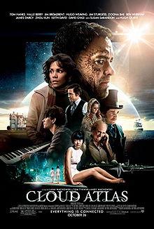 Saturday Movies Cloud Atlas