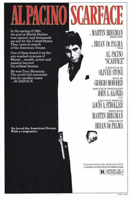 Saturday Movies Scarface