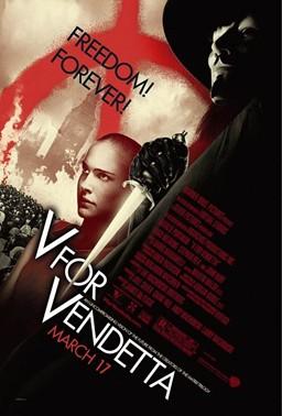 Saturday Movies V for Vendetta