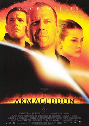 Saturday Movies Armageddon