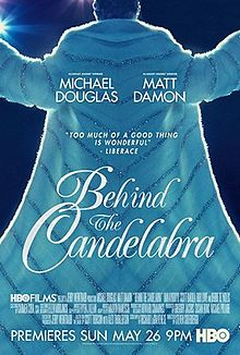 Saturday Movies Behind the Candelabra