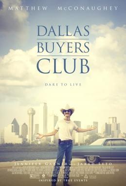 Saturday Movies Dallas Buyers Club