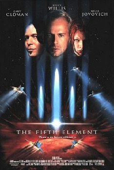 Saturday Movies The Fifth Element