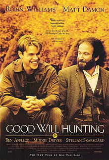 Saturday Movies Good Will Hunting