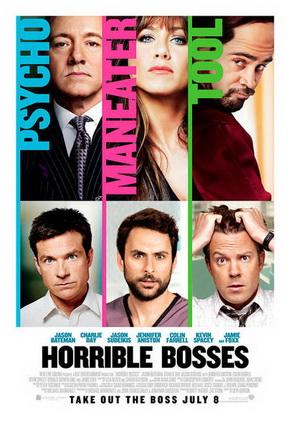Saturday Movies Horrible Bosses