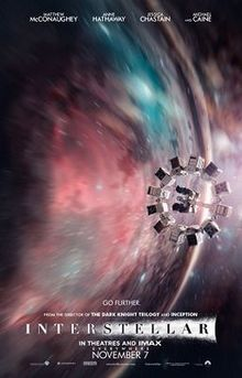 Saturday Movies Interstellar