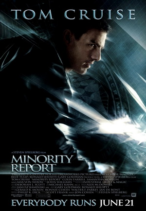 Saturday Movies Minority Report