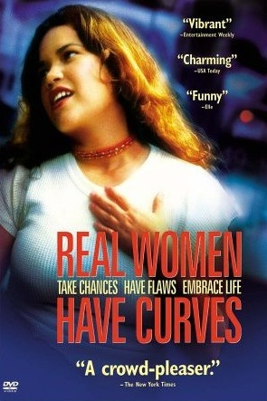 Saturday Movies Real Women Have Curves