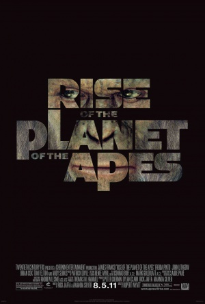 Saturday Movies Rise of the Planet of the Apes