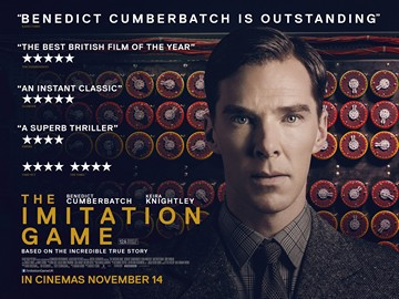 Saturday Movies The Imitation Game