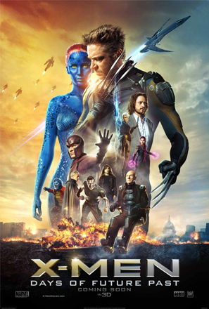 Saturday Movies X-men Days of Future Past
