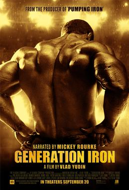 Saturday Movies Generation Iron