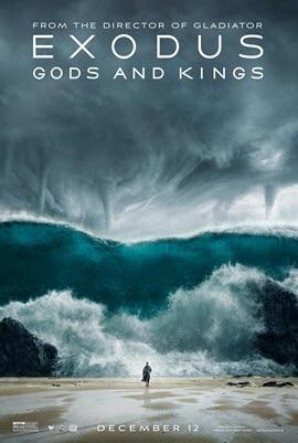 Saturday Movies Exodus Gods and Kings