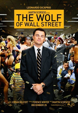 Saturday Movies The Wolf of Wall Street