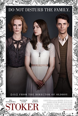 Saturday Movies Stoker