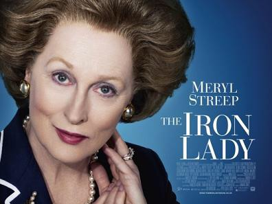 Saturday Movies The Iron Lady