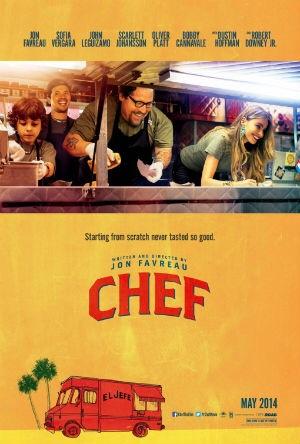 Saturday Movies Chef