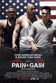 Saturday Movie Pain and Gain