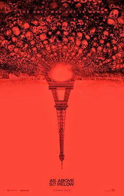 Saturday Movies As Above, So Below