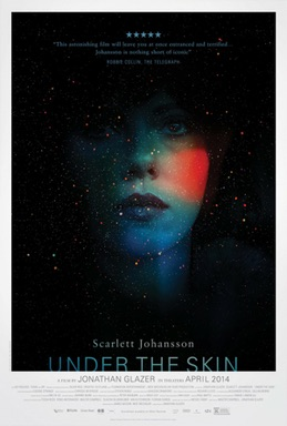 Saturday Movies Under The Skin