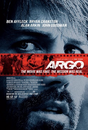 Saturday Movies Argo