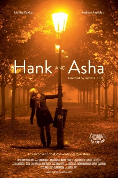 Saturday Movies Hank and Asha