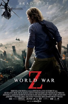 Saturday Movies World War Z