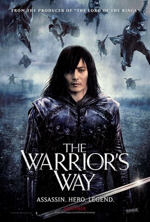 Saturday Movies The Warrior's Way