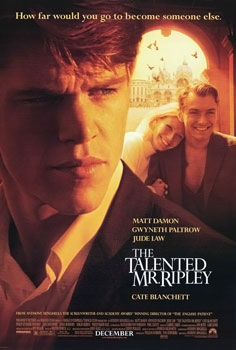 Saturday Movies The Talented Mr. Ripley