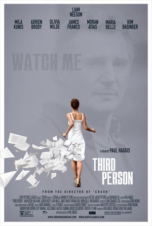 Saturday Movies Third Person