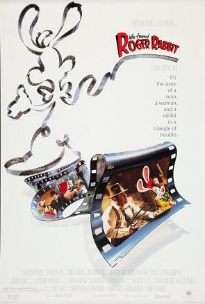 Saturday Movies Who Framed Roger Rabbit?