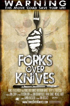 Saturday Movies Forks Over Knives