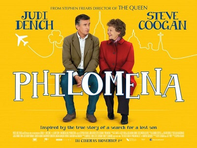 Saturday Movies Philomena