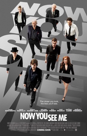 Saturday Movies Now You See Me