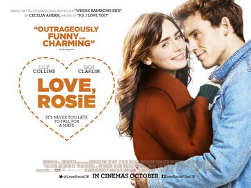 Saturday Movies Love, Rosie