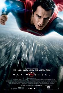Saturday Movies Man of Steel