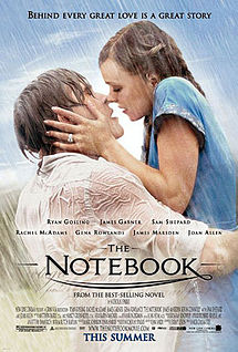 Saturday Movies The Notebook
