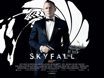 Saturday Movies Skyfall