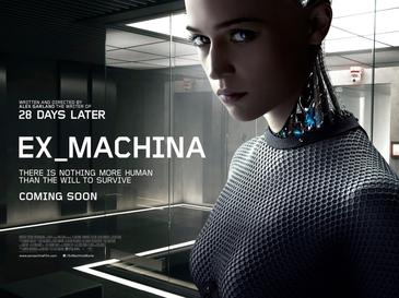 Saturdat Movies Ex Machina
