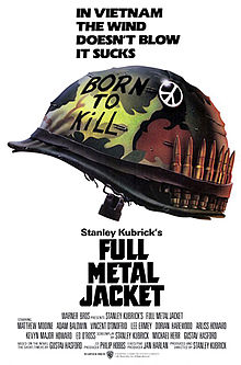 Saturday Movies Full Metal Jacket