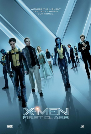 Saturday Movies X-Men First Class