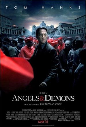 Saturday Movies Angels and Demons