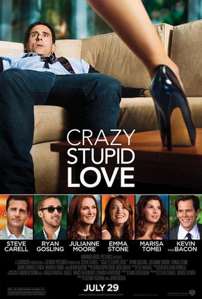 Saturday Movies Crazy Stupid Love