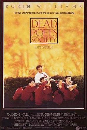 Saturday Movies Dead Poets Society