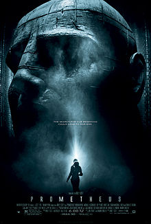 Saturday Movies Prometheus