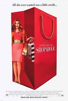 Saturday Movies Confessions of a Shopaholic