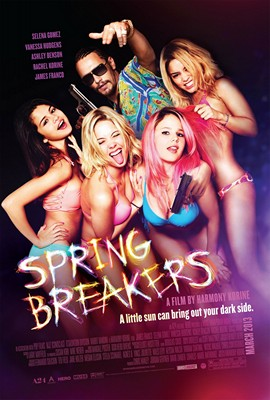 Saturday Movies Spring Breakers